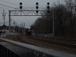 NS local freight approaching