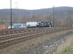 NS GP38-2s 5613 & 5617 in Suffern Yard