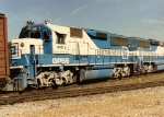 EMD GP59 8 & 9 engines