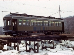 Montreal & Southern Counties Interurban Coach #9