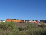 BNSF 4635