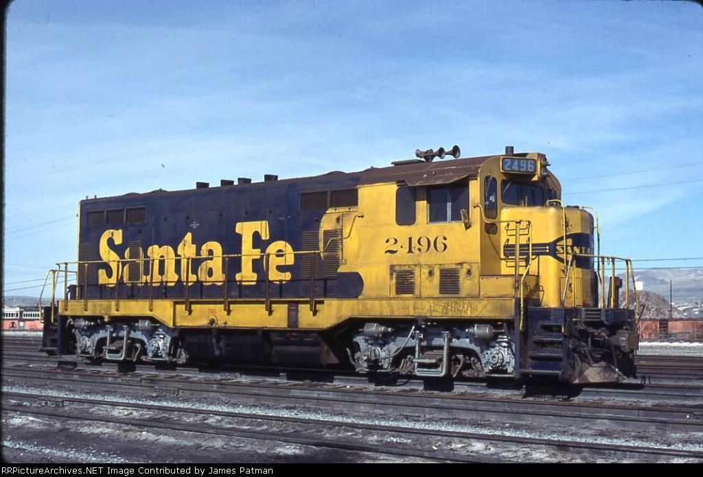 ATSF 2496