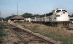 F Units at Sulphur Sps,Tx