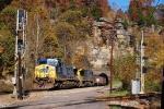 SB CSX Coal Train