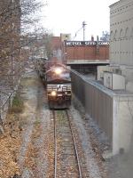 """""""I hear the train a come'n"""""""