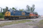 K928 Fly ash train