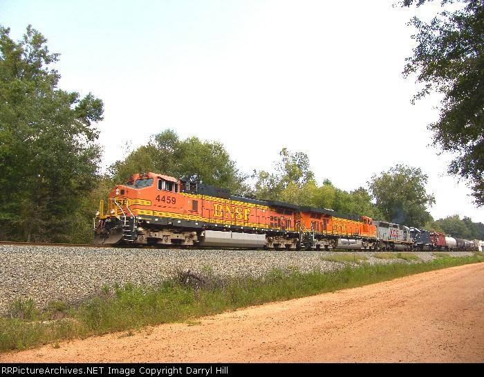 BNSF 4459