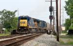 CSX 7622, West LM