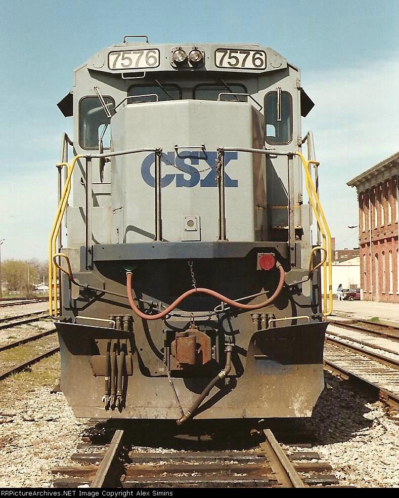 CSX 7576