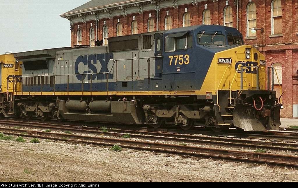 CSX 7753