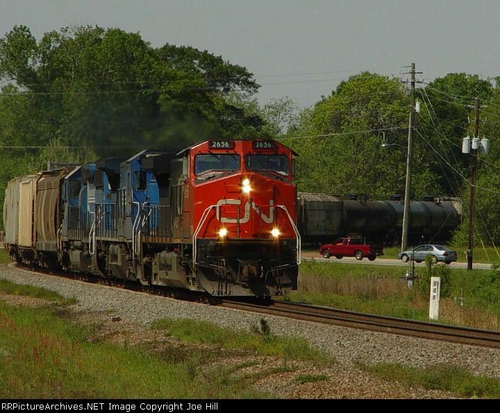 CN 2656 (CSX Q541-17)