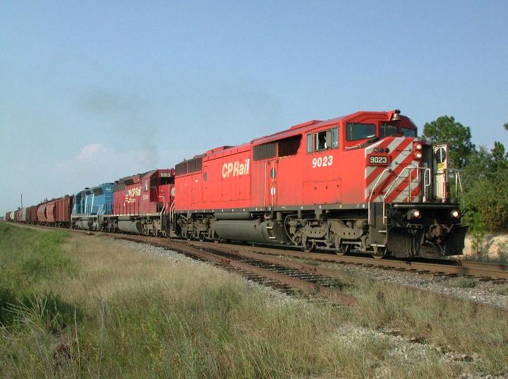 CP 9023 (CSX K869)