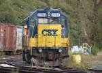 CSXT 2784(GP38-2) ex CR 8215(GP38-2)