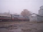 AMTK 82 in the fog