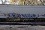 UTCX 47721 with Graffiti
