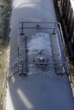 Tank Car Overhead Detail