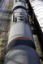 Tank Car Top Detail