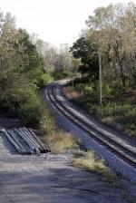 Interchange Track, EJ&E Yard