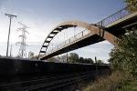 Foot/Bike Bridge Over EJ&E Yards