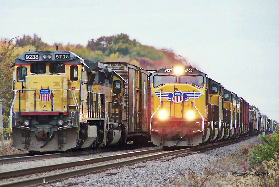 UP Train Pass