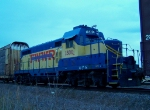 Fort Worth & Western GP7 1500
