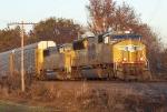 Southbound Auto Train