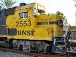 BNSF 2553