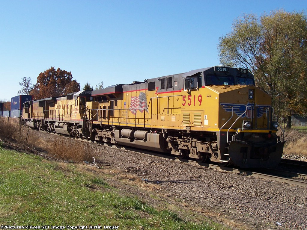 UP 5519, UP 9259, & UP 4295