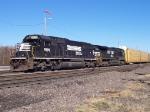 NS 6695 & NS 9908