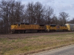 UP 9292 & UP 8390