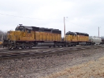 UP 3319 & UP 3741