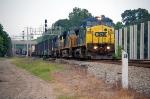 CSX 7382 (C40-8W) ex-CR 6247 (C40-8W)