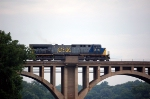 CSX 649 (AC60CW) 