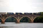 CSX 649, CSX 324, CSX 6396 & CSX 6300