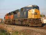 """CSX 800, """"Spirit of Benning,"""" is ex-Conrail."""