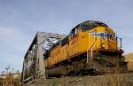 UP 4007 East pt2