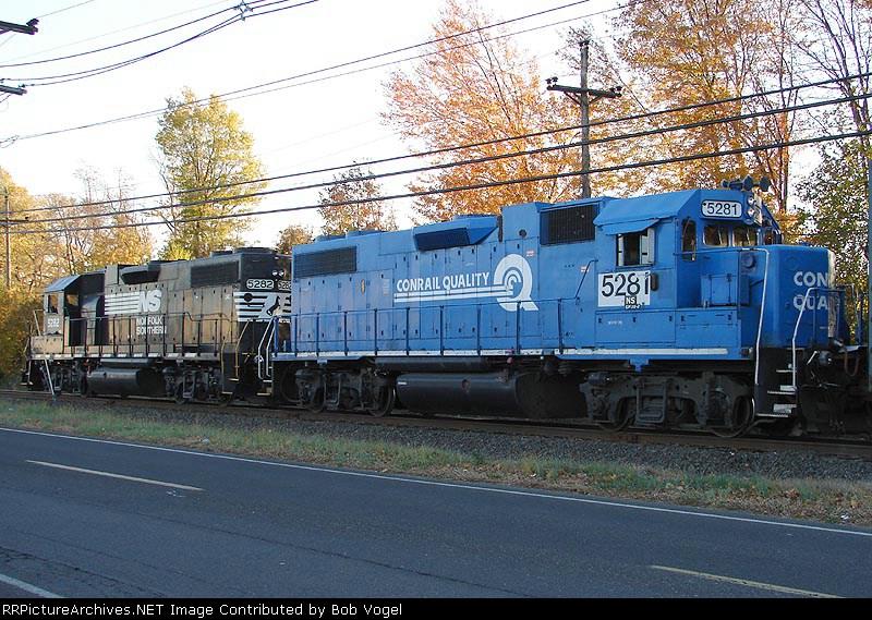 NS 5281 & 5282