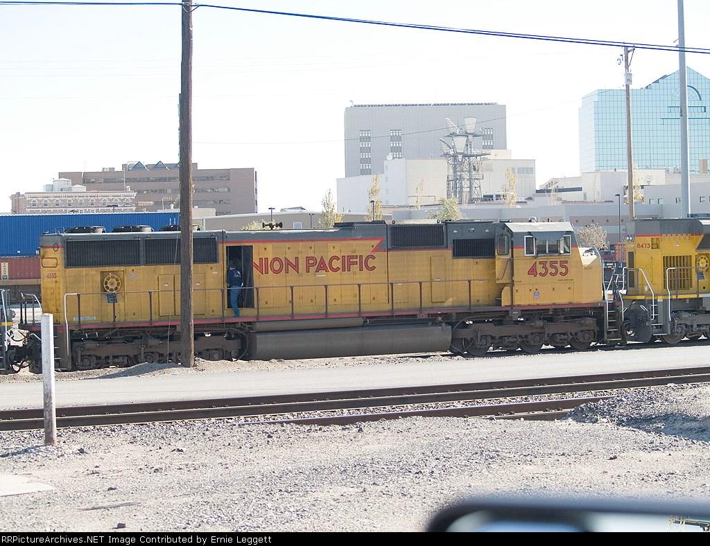 UP 4355