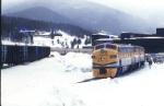 DRGW Ski Train