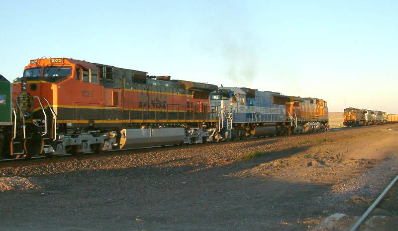 Trains Meet