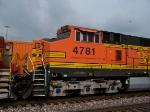 BNSF 4781