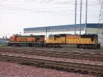 BNSF 4230