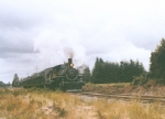 Skagit River Steam train