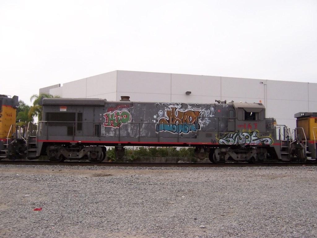 UPY 167