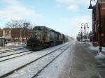 CN 6920 Rolls West