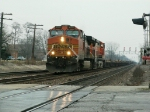BNSF Baretable goes west