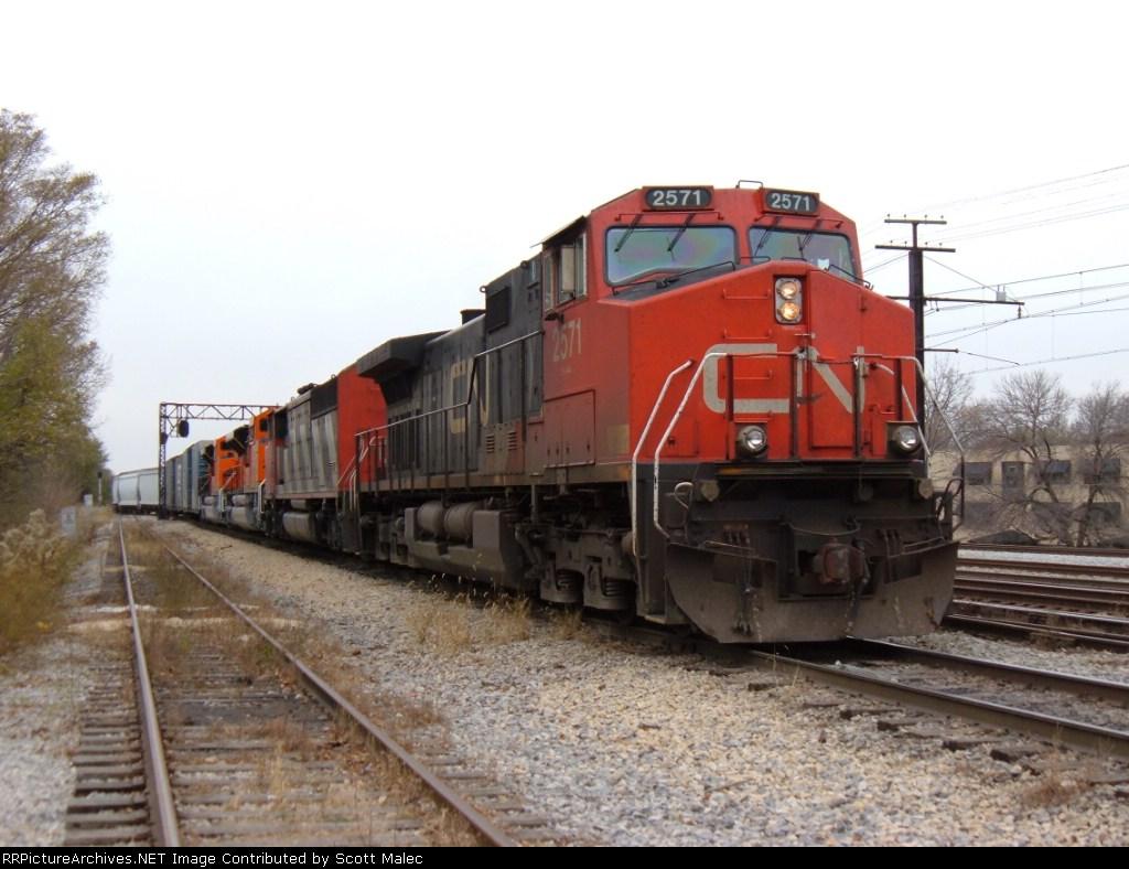 CN 2571 & 5509