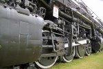DMIR 225 front engine, fireman's side