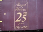BC Railway Royal Hudson 25th Anniversary