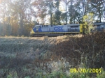 CSX 552 in the Dead Kudzu Patch